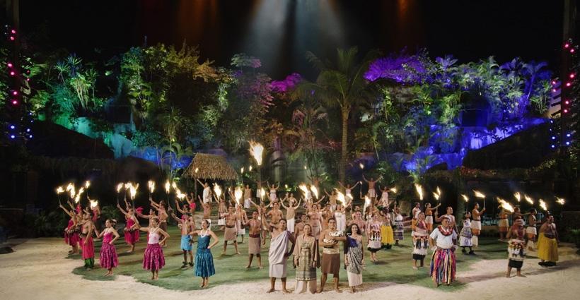Creation - A Polynesian Journey Princess Kaiulani Dinner ...